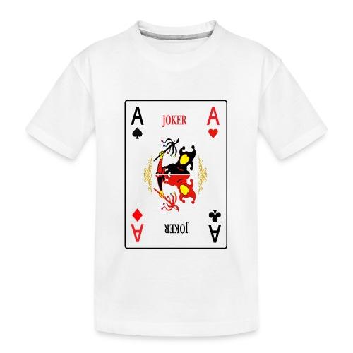 Joker - Maglietta ecologica premium per ragazzi