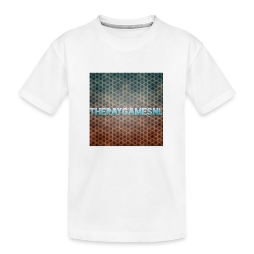 TheRayGames Merch - Teenager Premium Organic T-Shirt