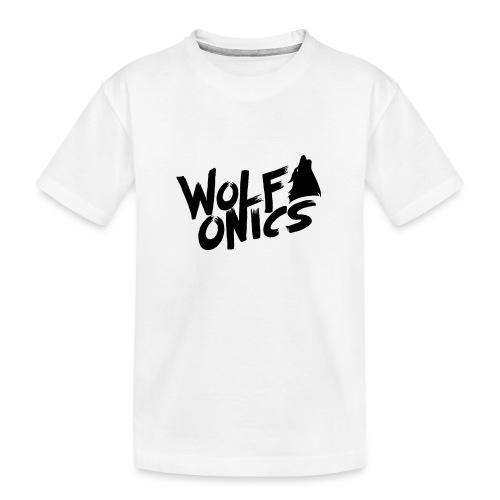 Wolfonics - Teenager Premium Bio T-Shirt