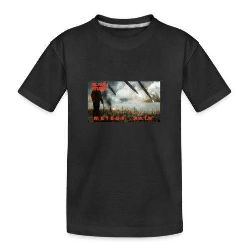Meteor rain - Maglietta ecologica premium per ragazzi