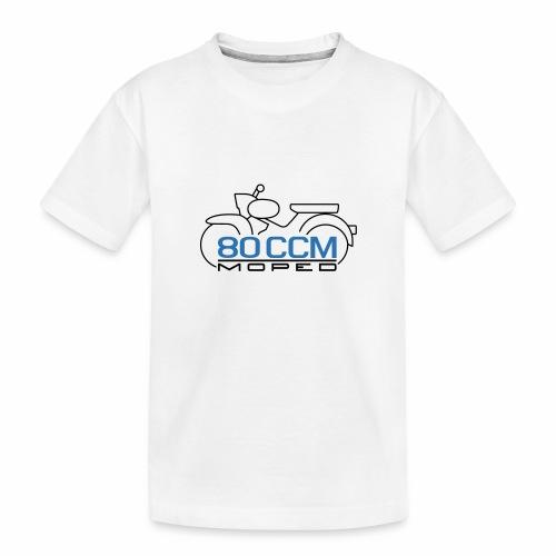 Moped Star 80 ccm Emblem - Teenager Premium Organic T-Shirt