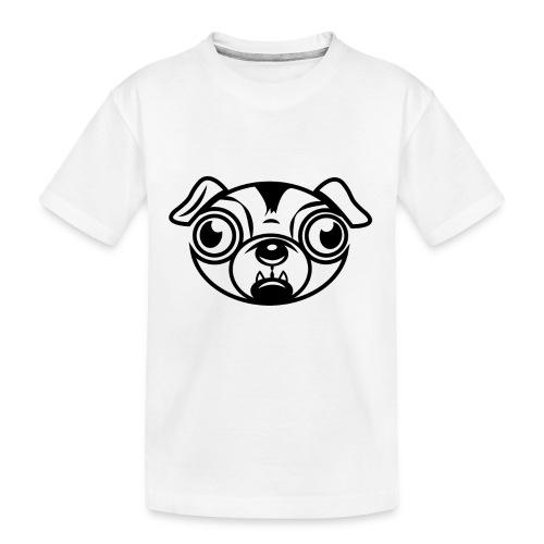 Mops - Teenager Premium Bio T-Shirt