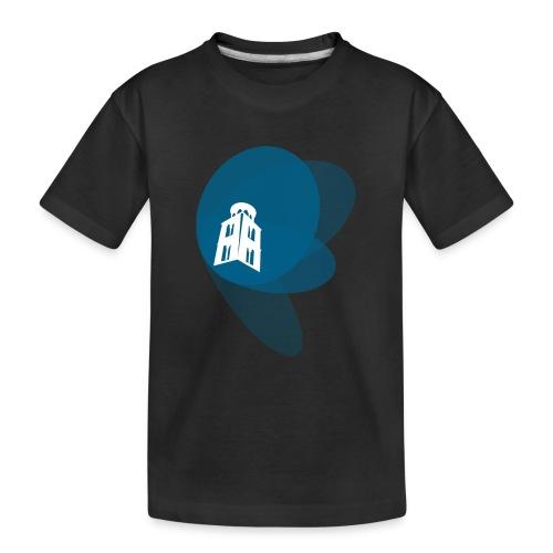 Maglietta a manica lunga - Maglietta ecologica premium per ragazzi