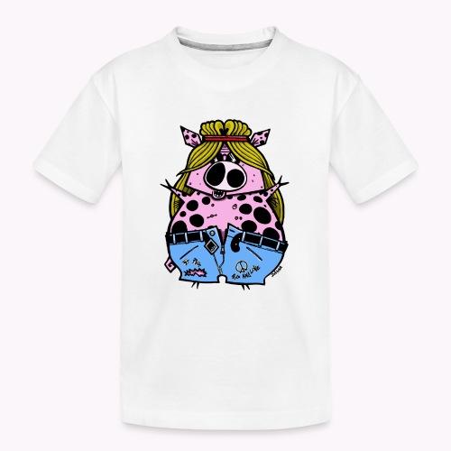 hippig col - Maglietta ecologica premium per ragazzi