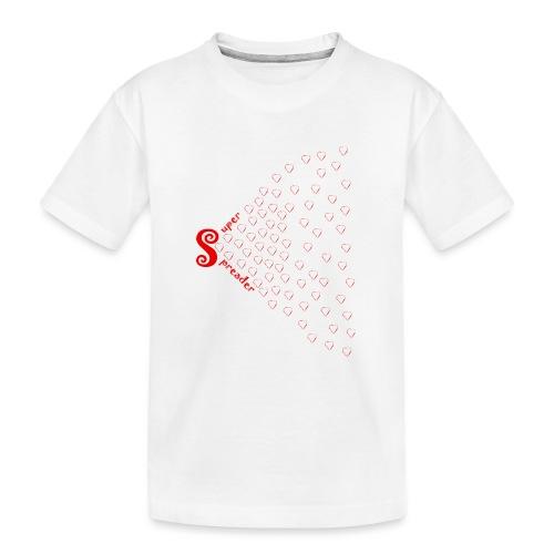 Super Spreader Love 20.1 - Teenager Premium Bio T-Shirt