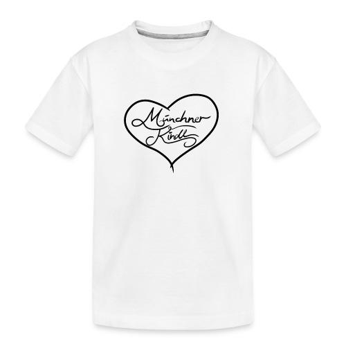 Münchner Kindl - Teenager Premium Bio T-Shirt