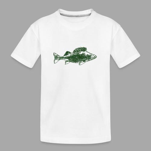 Perch - Teinien premium luomu-t-paita