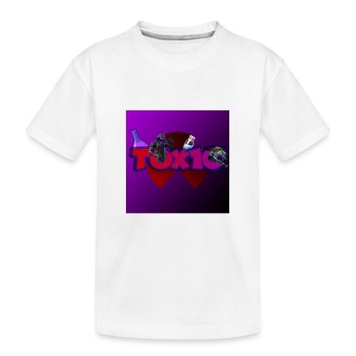 toxic paita - Teinien premium luomu-t-paita