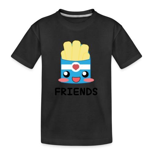 potatoes - Maglietta ecologica premium per ragazzi