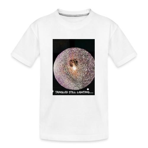 Tangled - Teenager Premium Organic T-Shirt