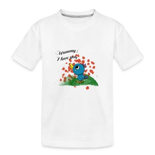 Oisillon I love you - T-shirt bio Premium Ado