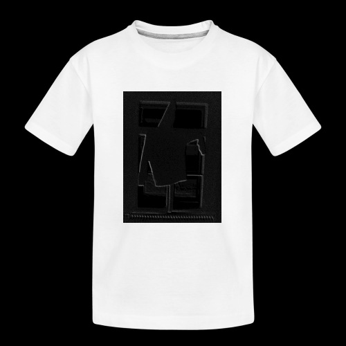 Dark Negative - Teenager Premium Organic T-Shirt