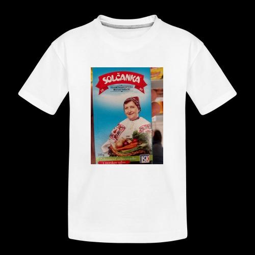 Babushka's fines - Teenager Premium Organic T-Shirt