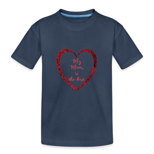 Best Mom - Teenager Premium Bio T-Shirt