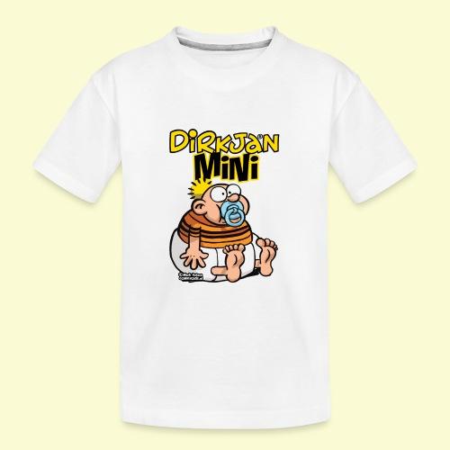 DirkjanBaby - Teenager premium biologisch T-shirt