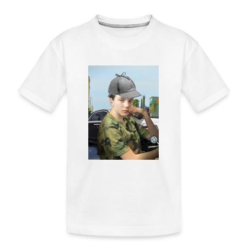 Detektiv Laurin - Teenager Premium Bio T-Shirt