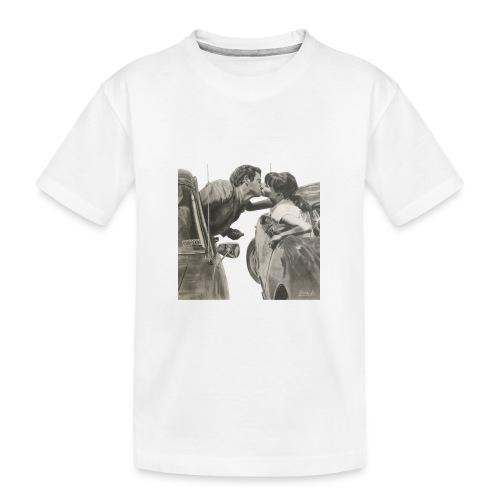 Travel - Camiseta orgánica premium adolescente
