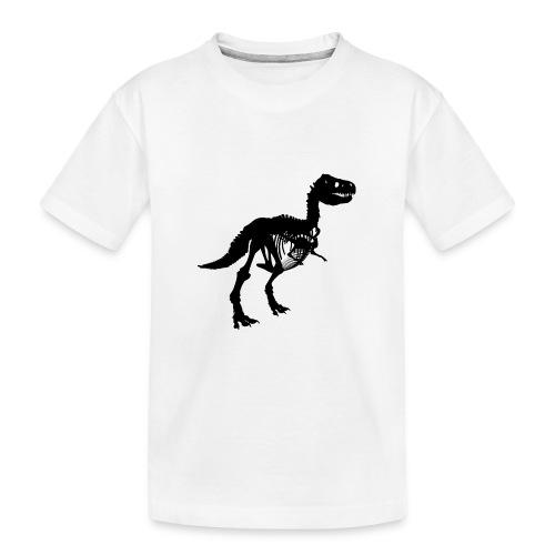 tyrannosaurus rex - Teenager Premium Bio T-Shirt