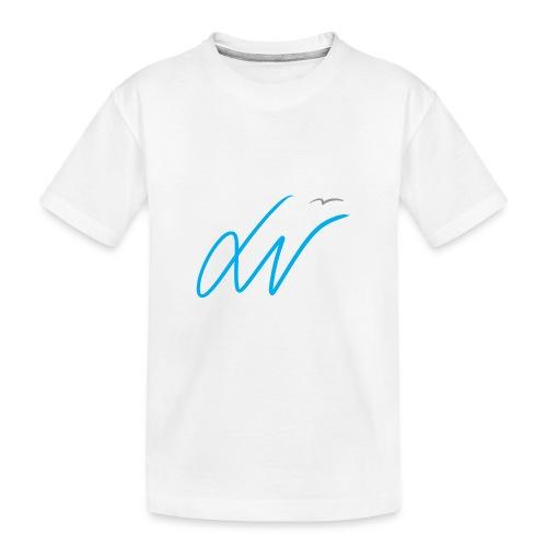 LavoroMeglio - Maglietta ecologica premium per ragazzi