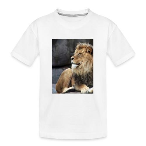 Lion - Maglietta ecologica premium per ragazzi