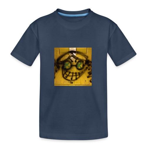 fox 3 - T-shirt bio Premium Ado