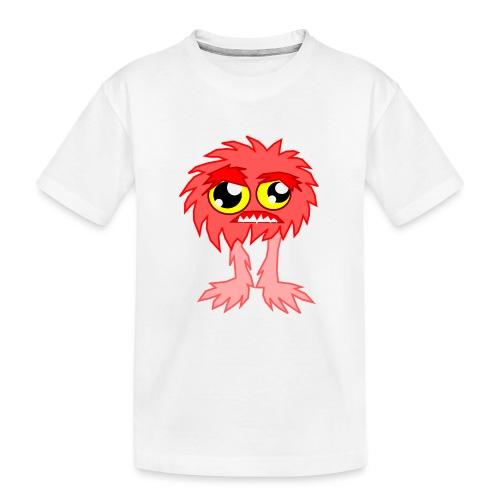 alien monstruo - Camiseta orgánica premium adolescente