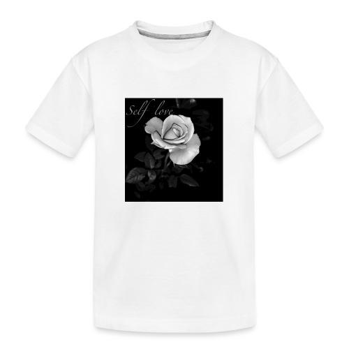 fullsizeoutput 232 - Ekologisk premium-T-shirt tonåring