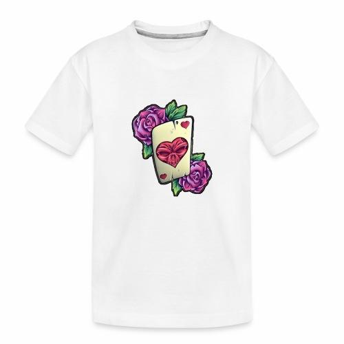 Tarot Mortal - Camiseta orgánica premium adolescente