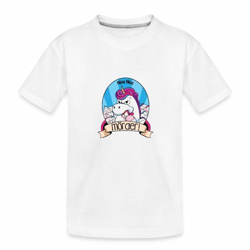 Murder Unicorn - Teenager Premium Bio T-Shirt
