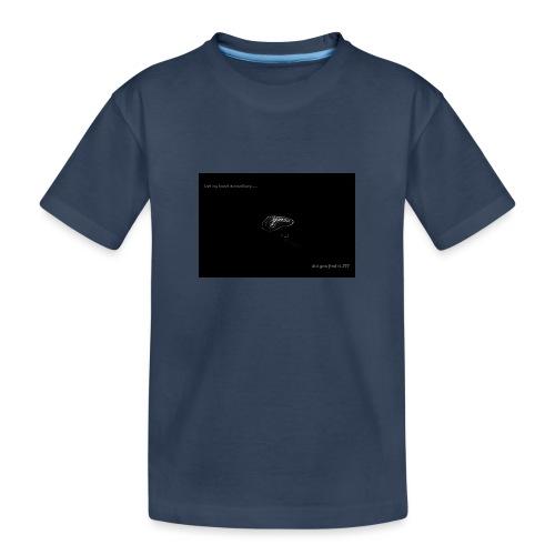 Lost Ma Heart - Teenager Premium Organic T-Shirt