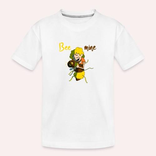 Bee mine - T-shirt bio Premium Ado