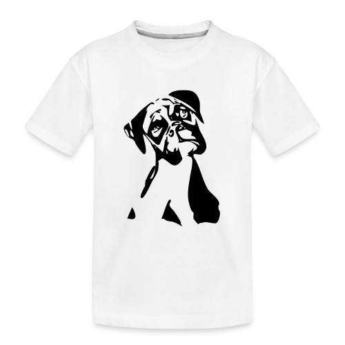Boxer - Teenager Premium Bio T-Shirt