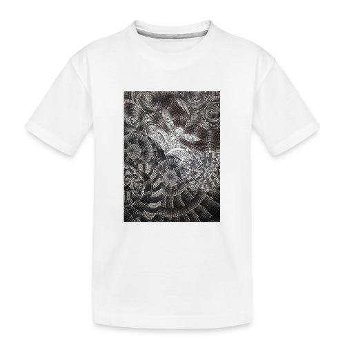 tiki - Teenager Premium Organic T-Shirt