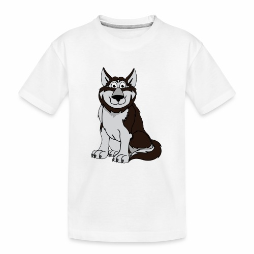 Husky - Teenager Premium Bio T-Shirt