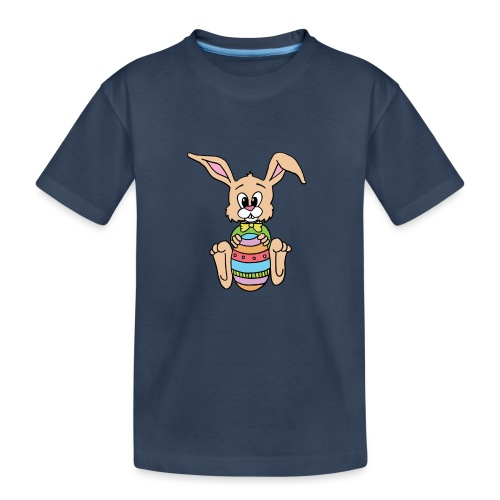 Easter Bunny Shirt - Teenager Premium Bio T-Shirt