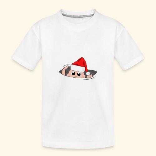 Baby Nikolaus - Teenager Premium Bio T-Shirt