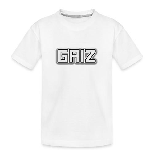 Gaiz-senza colore bimbi - Maglietta ecologica premium per ragazzi