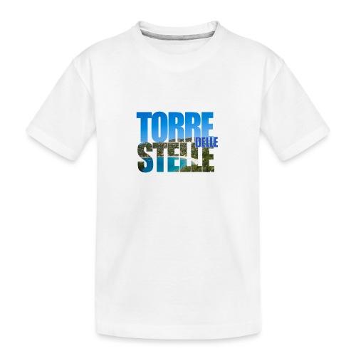 TorreTshirt - Maglietta ecologica premium per ragazzi