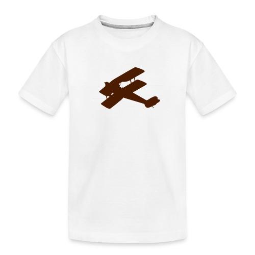 ukflagsmlWhite - Teenager Premium Organic T-Shirt