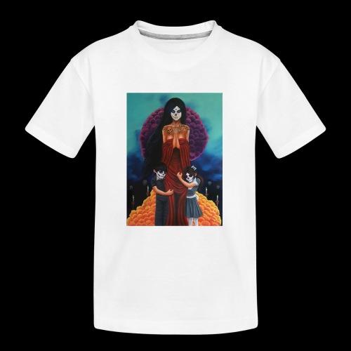 los fieles difuntos - Teenager Premium Organic T-Shirt