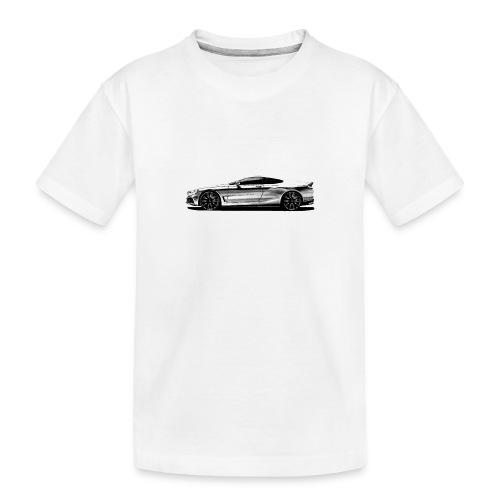 serie 8 Concept car - Camiseta orgánica premium adolescente