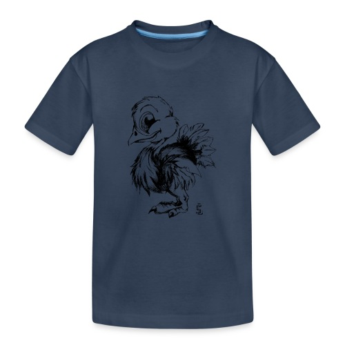 Autruchon - T-shirt bio Premium Ado