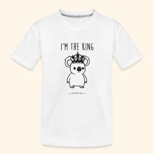 Koala king - T-shirt bio Premium Ado