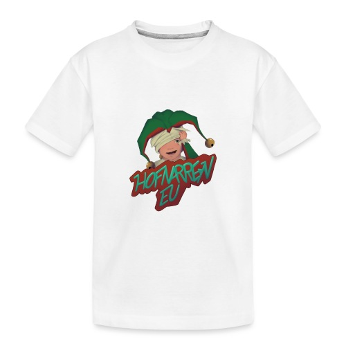 hofnarren_eu Twitch - Teenager premium T-shirt økologisk