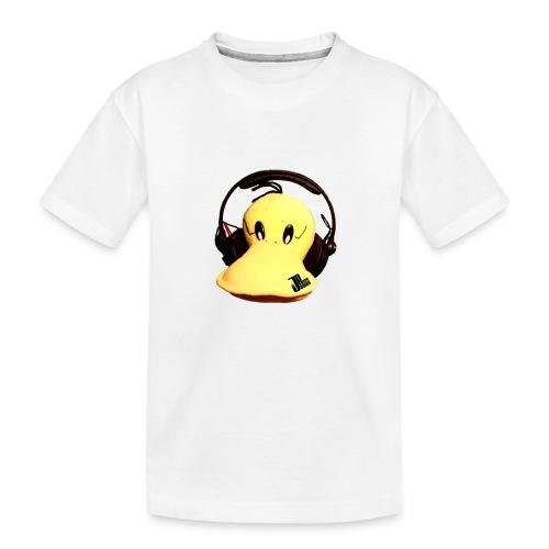 Jaques Raupé Ente - Teenager Premium Bio T-Shirt