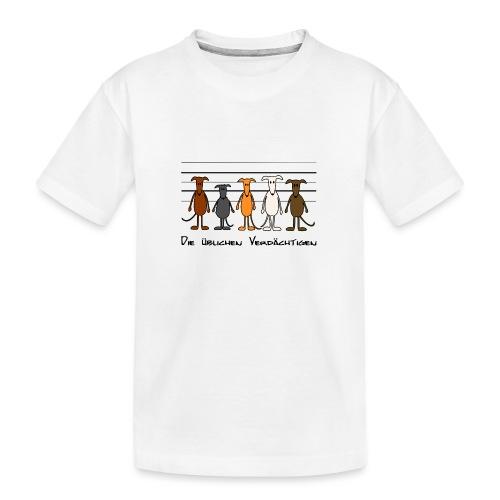 Die üblichen Verdächtigen - Teenager Premium Bio T-Shirt
