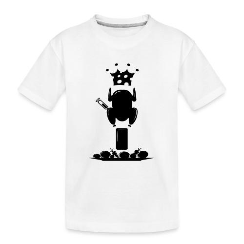 Bella maglietta per le donne 2 - Maglietta ecologica premium per ragazzi
