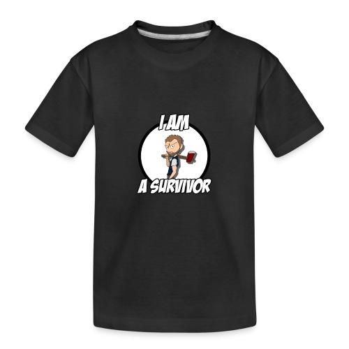 Game Survivant - T-shirt bio Premium Ado
