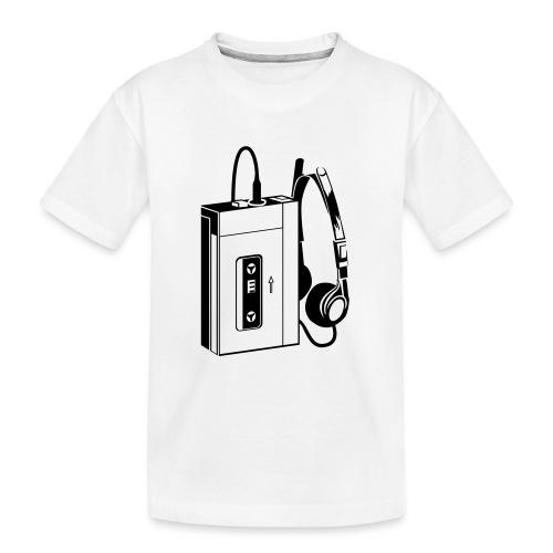 WALKMAN - T-shirt bio Premium Ado