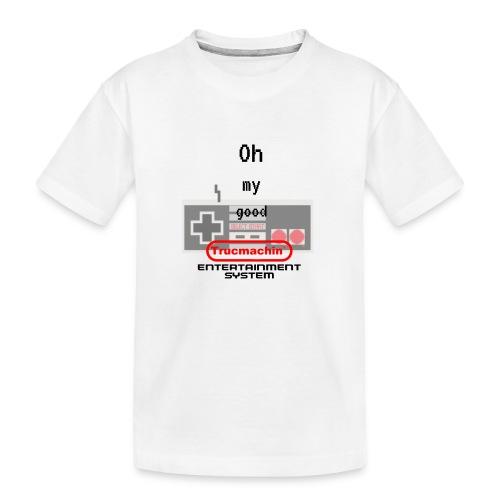 oh my good nes - T-shirt bio Premium Ado